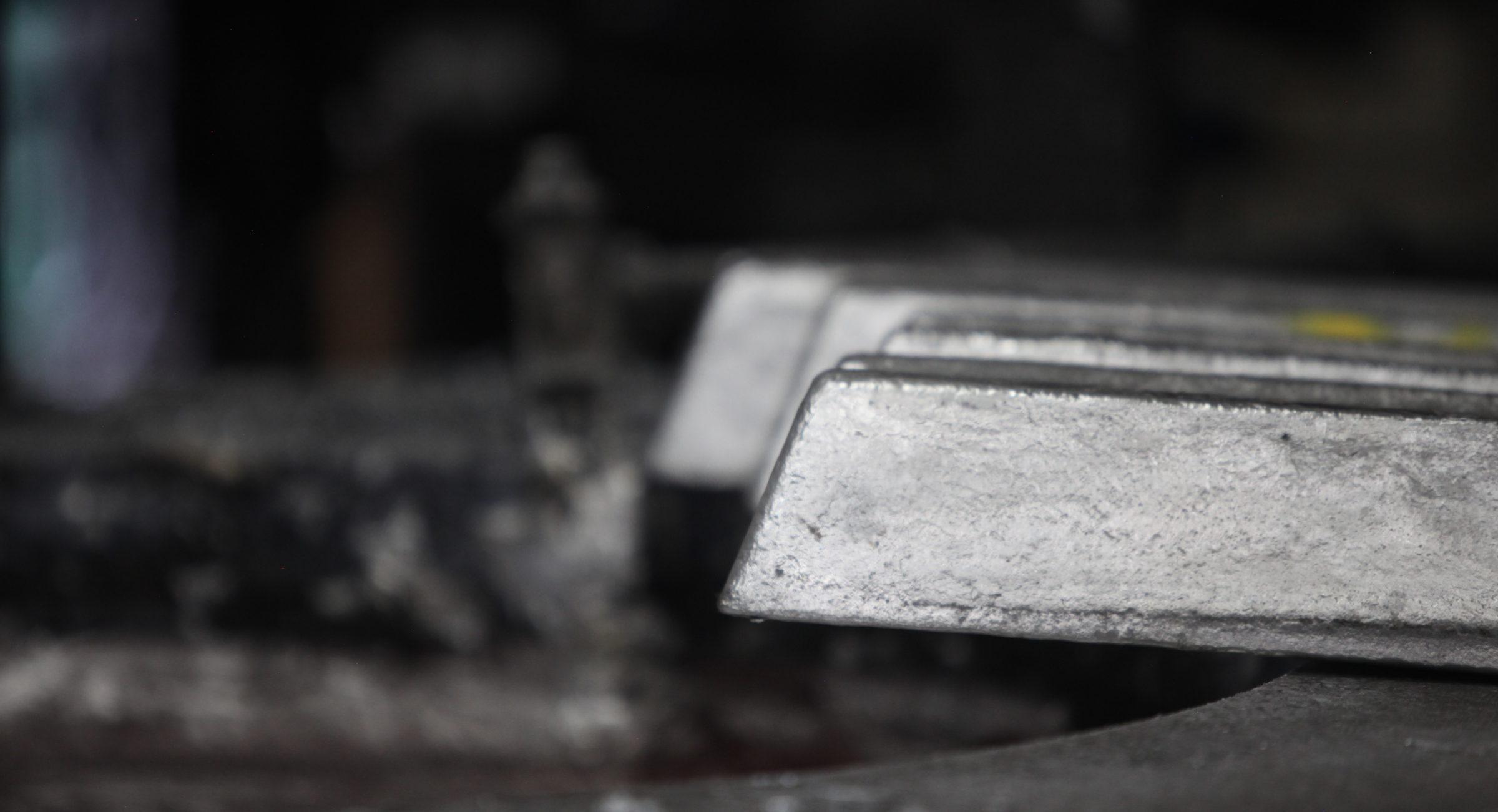 Aluminum...