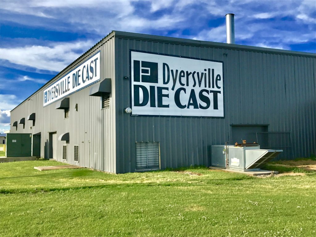 Welcome to Dyersville Die Cast!